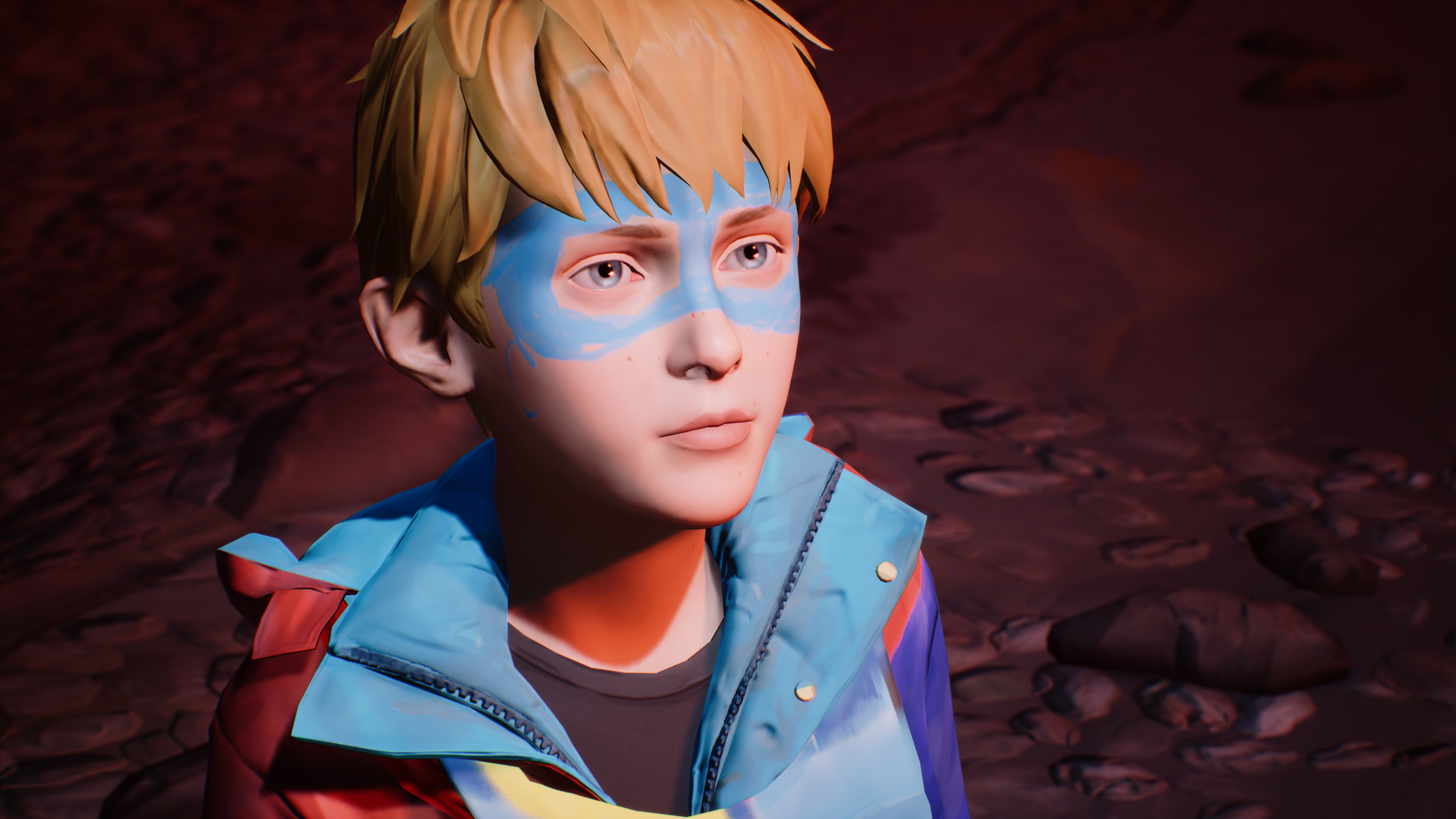 Официальный скриншот The Awesome Adventures of Captain Spirit (5)