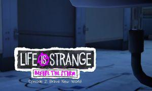 Прохождение Before the Storm — Эпизод 2: О дивный новый мир