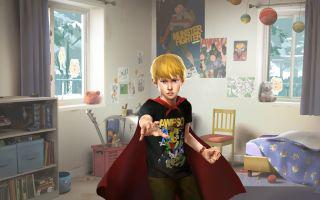 Анонсирована предыстория Life is Strange 2 – «Удивительные приключения Капитана Призрака»!