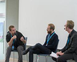 Разработка Life is Strange: Рауль Барбет и Мишель Кох на фестивале PLAY15