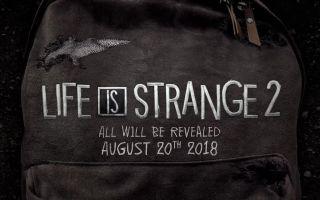 Официальный тизер Life is Strange 2 и открытие предзаказа на комикс