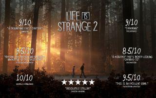 Состоялся выход первого эпизода Life is Strange 2