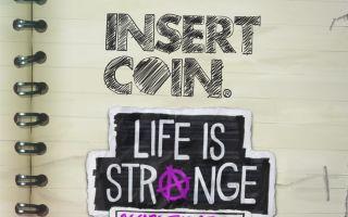 Одежда по тематике Life is Strange от Insert Coin