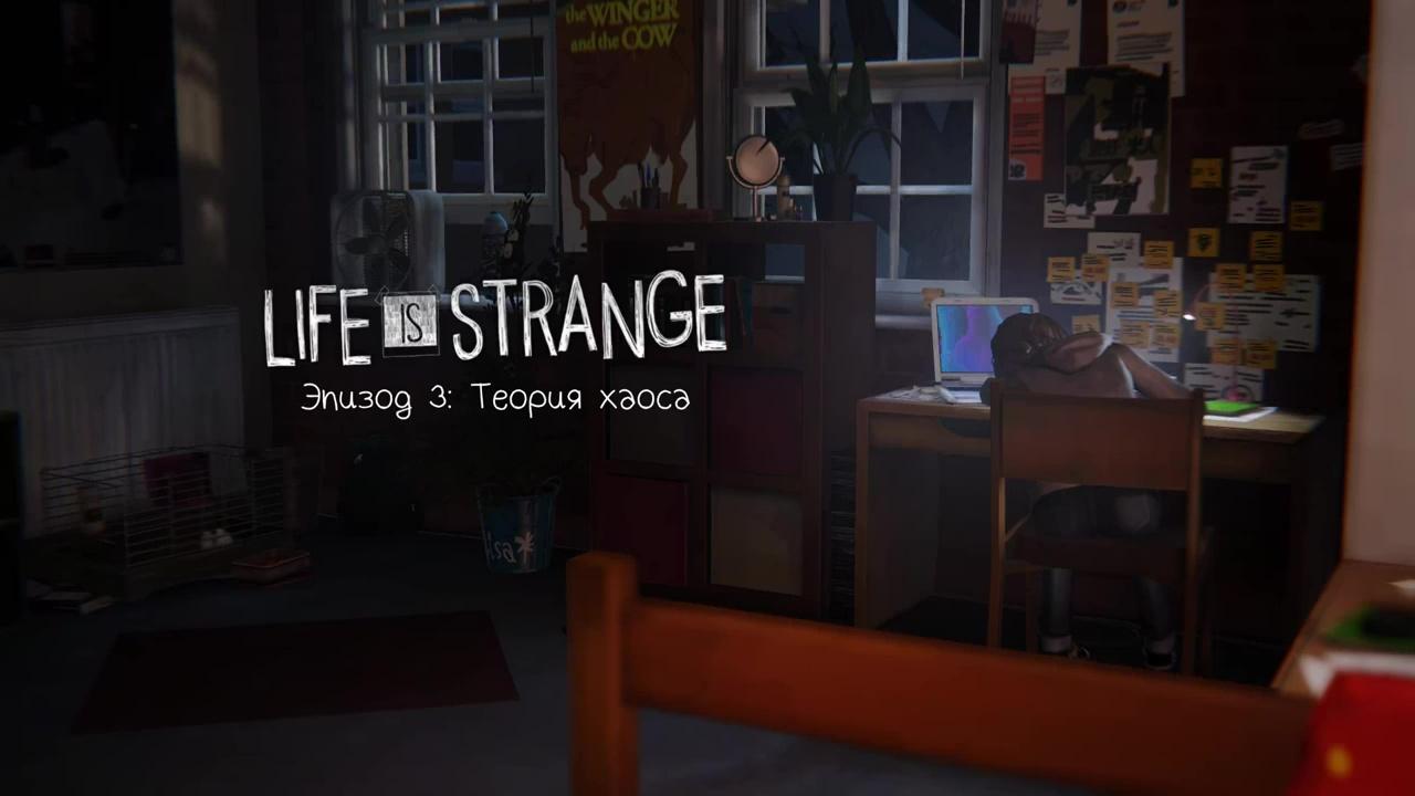Life is Strange полное прохождение 3 эпизода