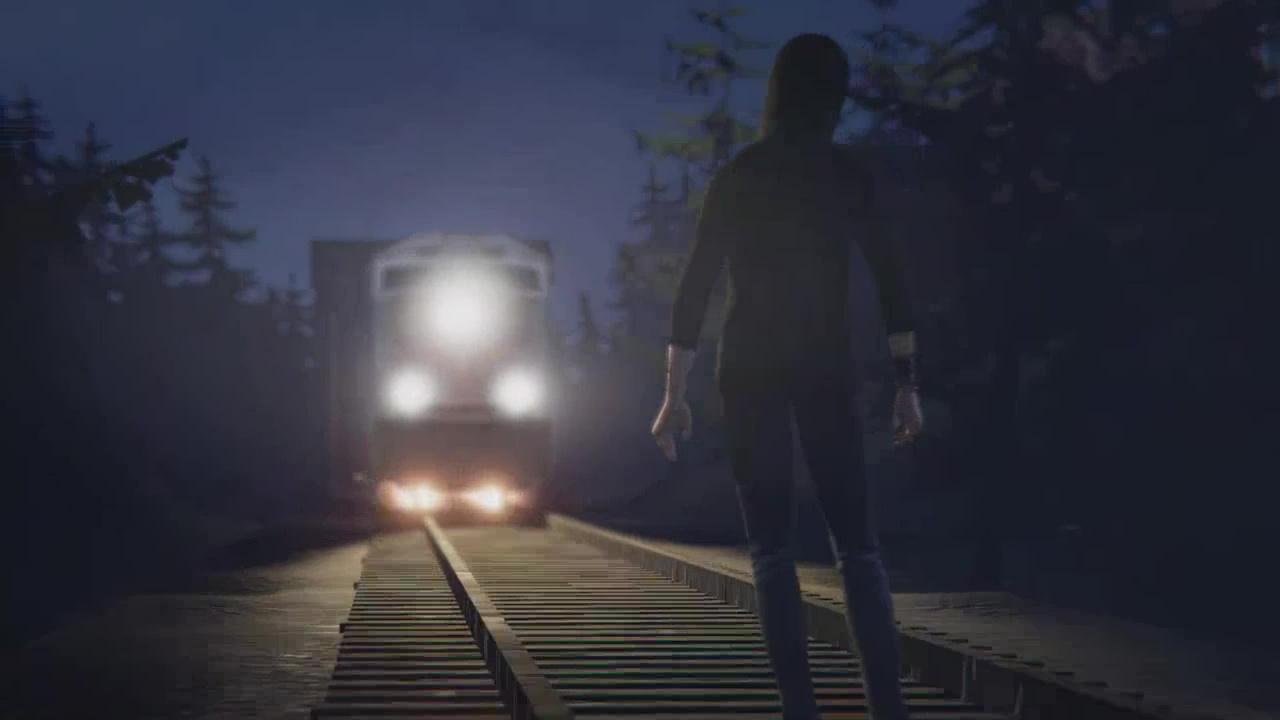Хлоя прайс и поезд