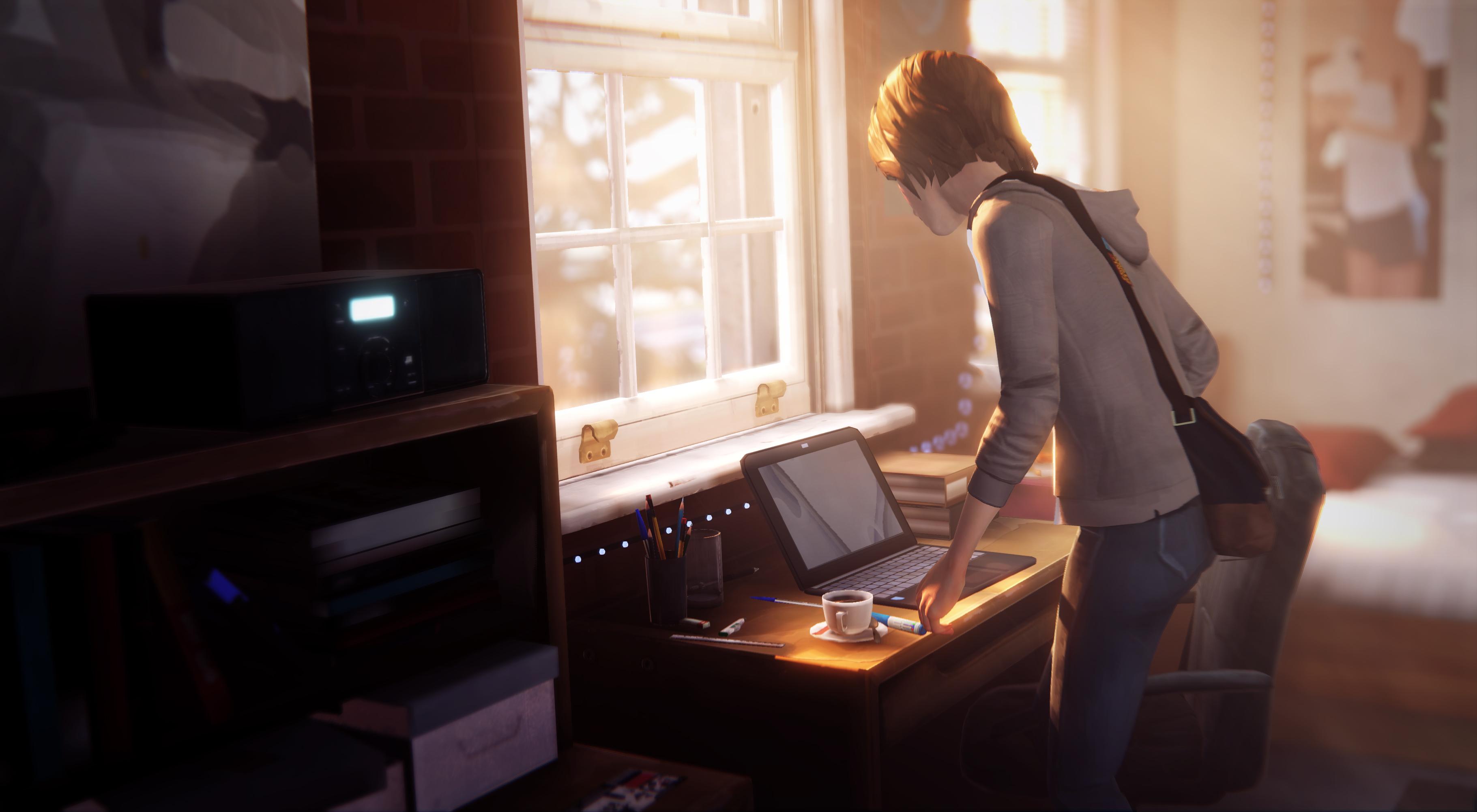 Официальный скриншот «Victorias Room» из игры Life is Strange