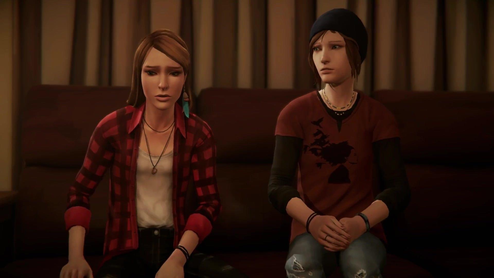 Рэйчел и Хлоя в третьем эпизоде Life is Strange: Before the Storm (2017)