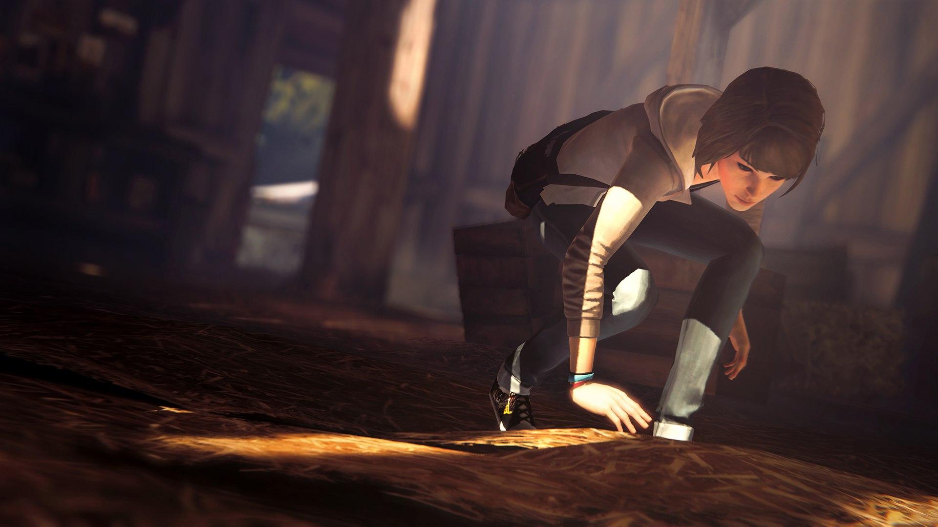 Официальный скриншот четвёртого эпизода игры Life is Strange