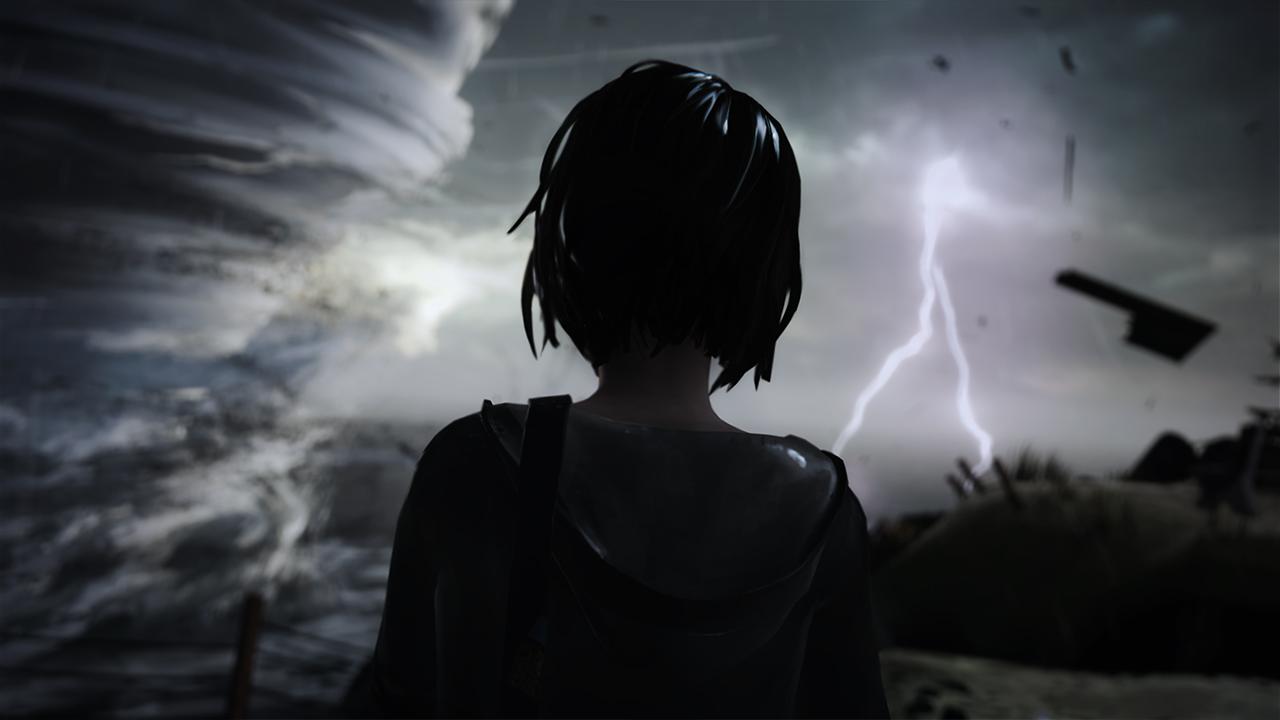 Макс Колфилд и Буря в пятом эпизоде