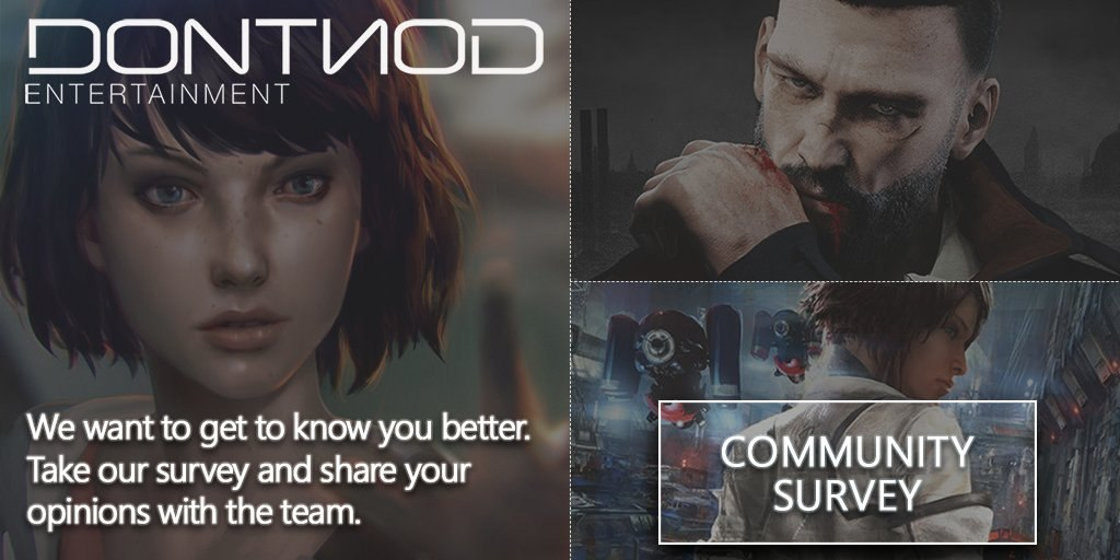 Проекты студии Dontnod Entertaiment