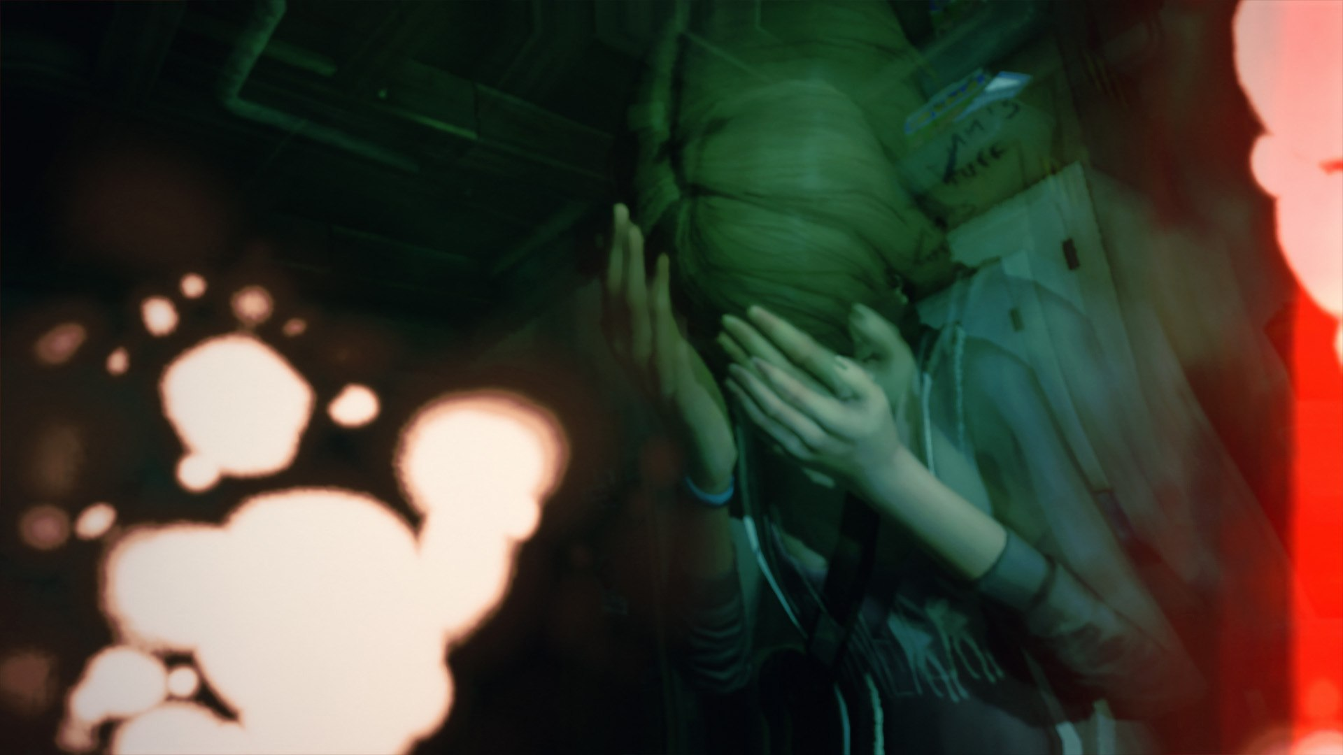Макс Колфилд на официальном скриншоте игры Life is Strange (2015)
