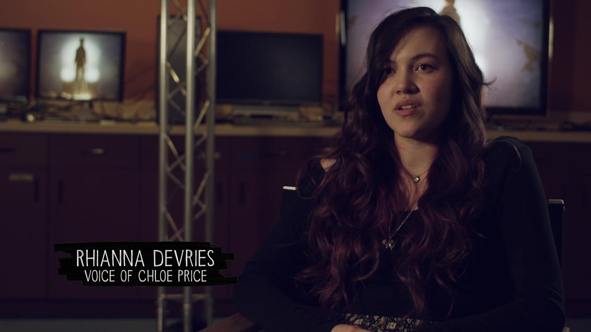 Рианна ДеВриз отвечает на вопросы участников нашей группы ВКонтакте