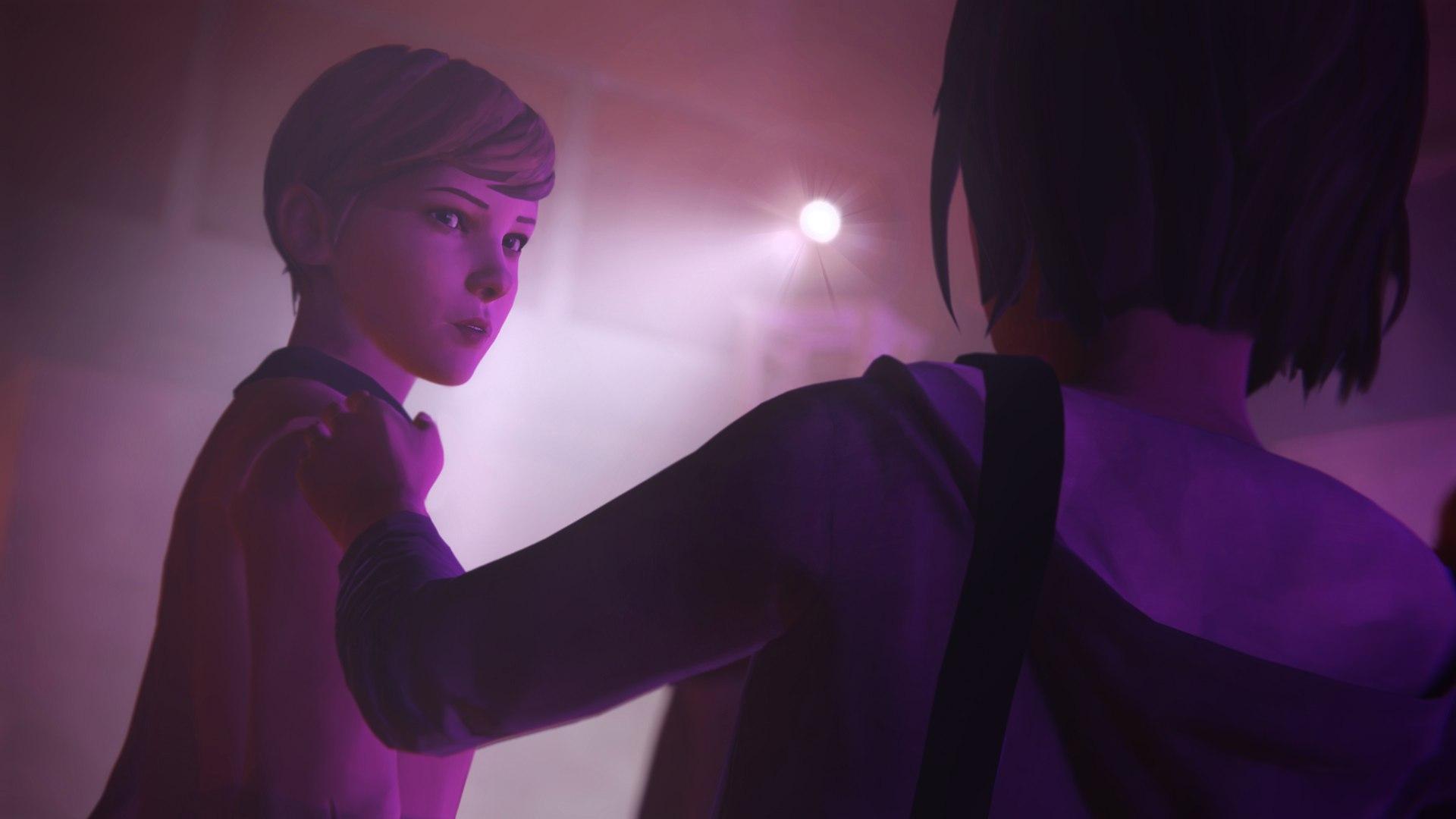 Официальный скриншот из четвёртого эпизода