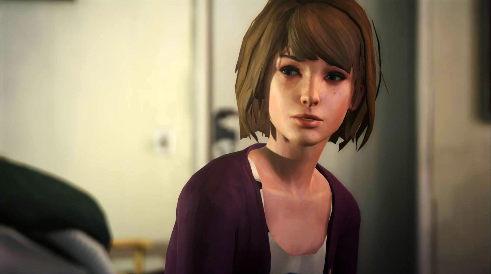 Макс Колфилд в четвёртом эпизоде игры Life is Strange