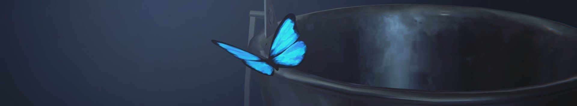Бабочка из Life is Strange