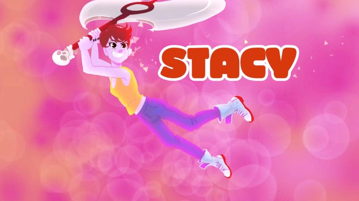 Стейси (Stacy) с канала «Geek Remix», посвящённый теориям