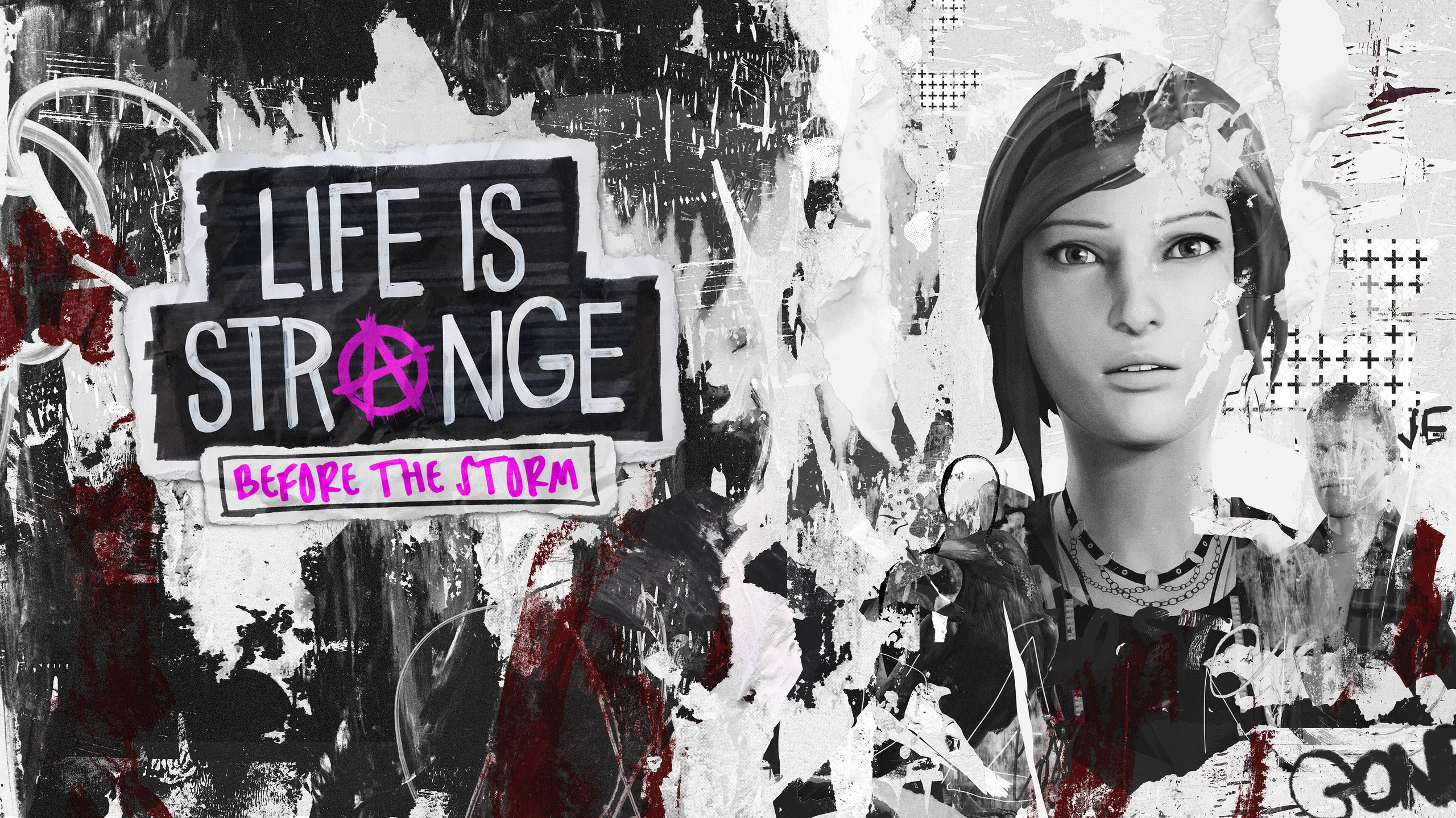 Ключевой арт игры Life is Strange: Before the Storm