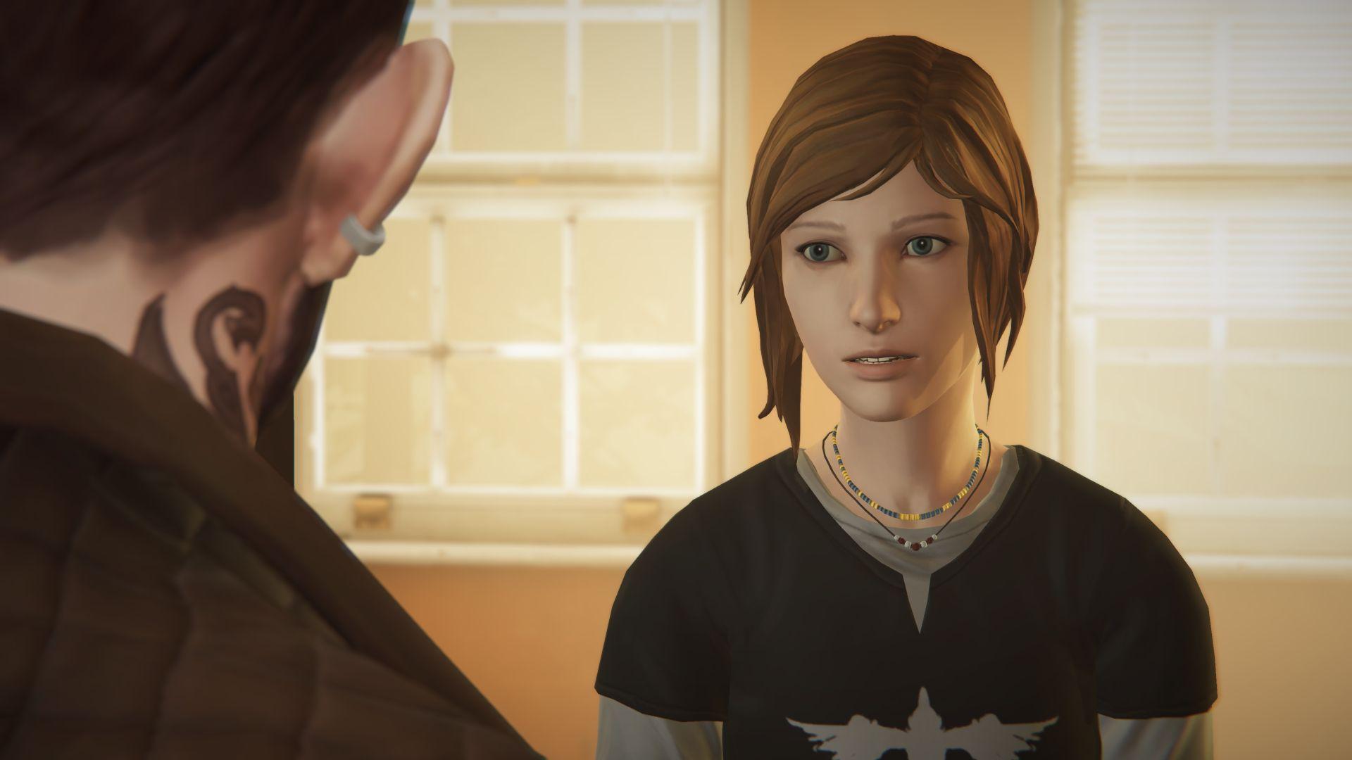 Хлоя Прайс во втором эпизоде приквела от Deck Nine Games