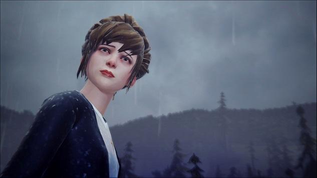 Кейт Марш во втором эпизоде игры Life is Strange