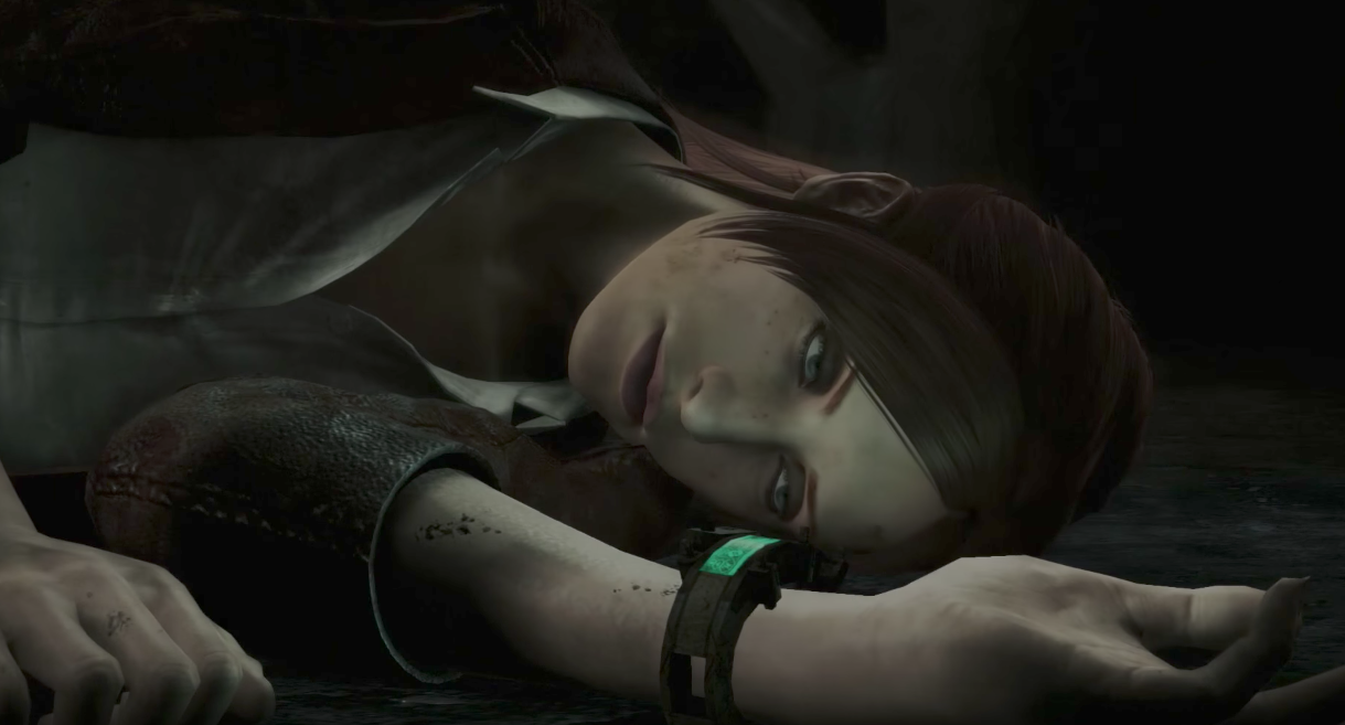 Клэр Редфилд из Resident Evil
