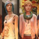 Хлоя в разных нарядах в GTA 5