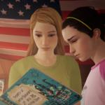 Хлоя и Макс читают книгу (бонусный эпизод «Прощание»)