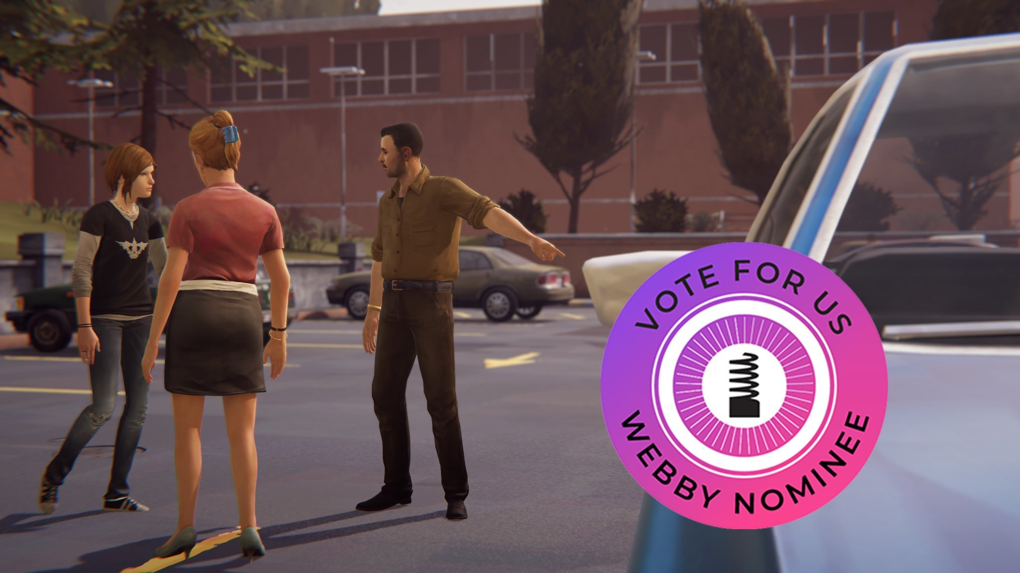 Игра Life is Strange: Before the Storm получила номинации от The Webby Awards