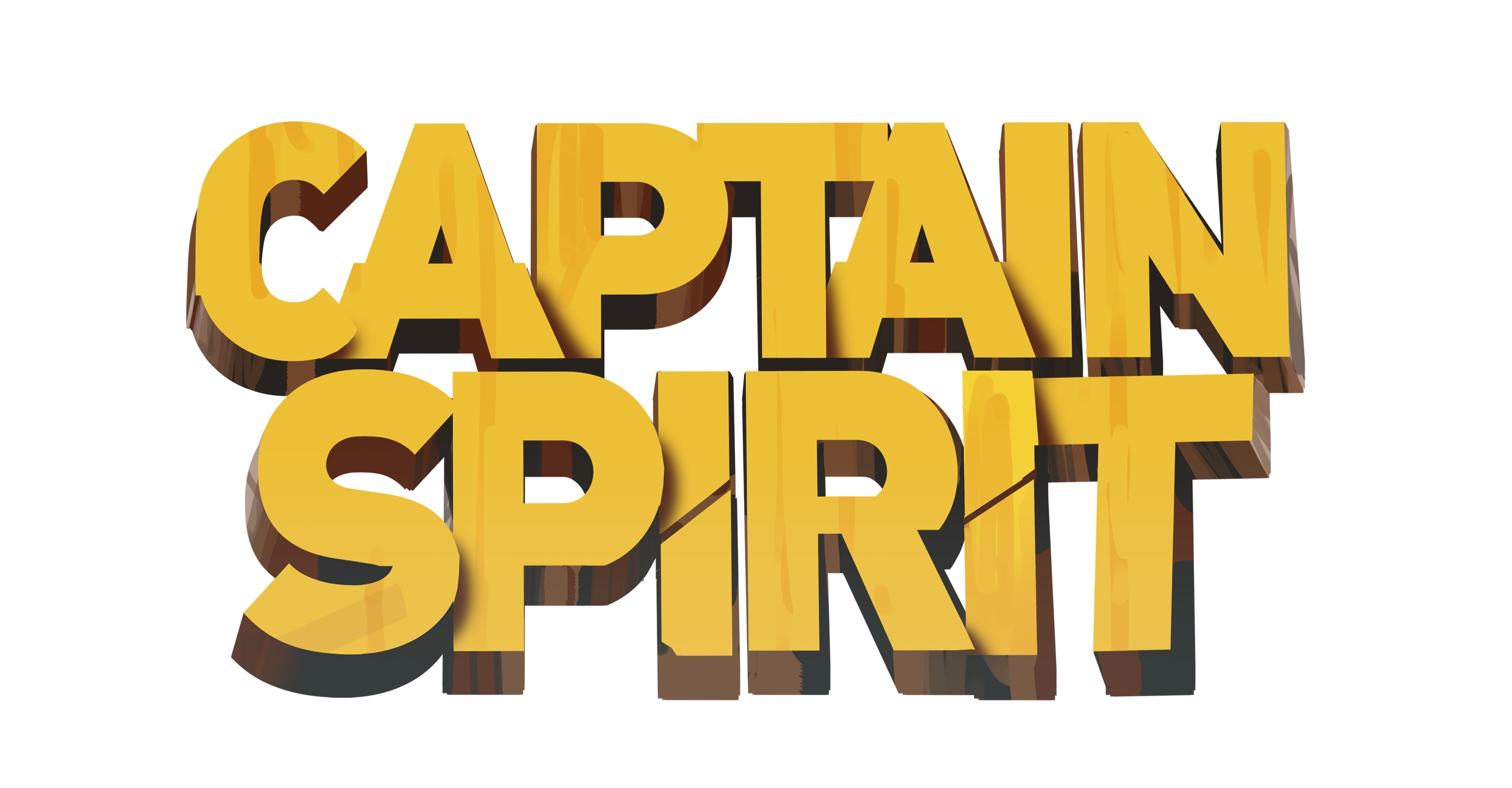 Логотип The Awesome Adventures of Captain Spirit