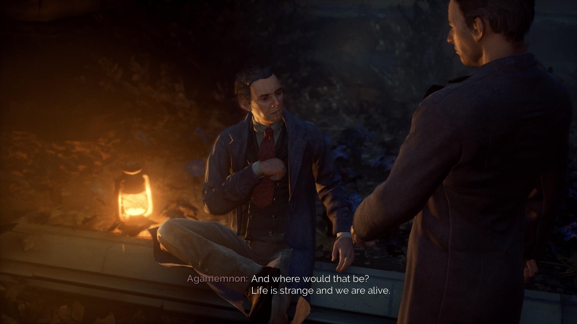 Отсылка на Life is Strange в другой игре от DONTNOD (Vampyr).