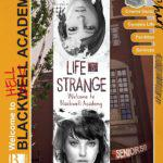 Книга Life is Strange: Welcome to Blackwell Academy от Titan Books